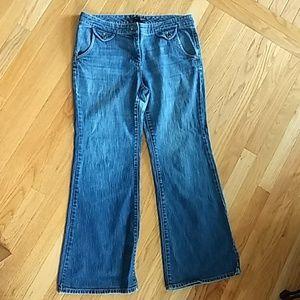 Wide Leg Jeans 14 New York & Company